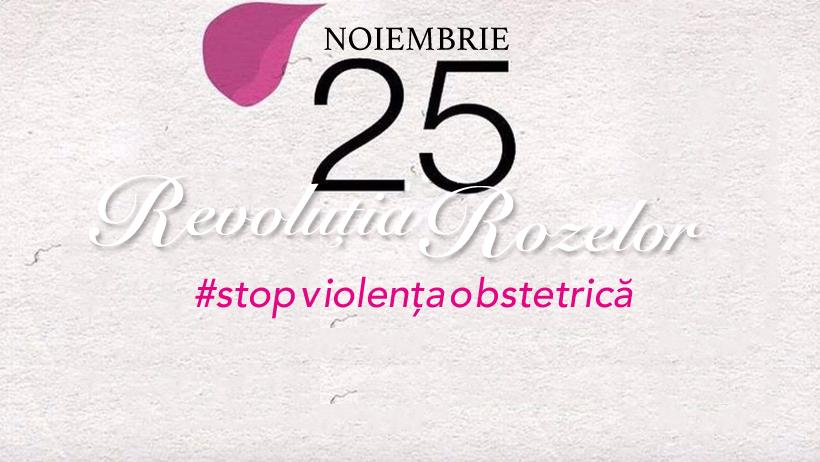 Revoluția Rozelor: O mișcare globală a femeilor împotriva violenței obstetrice